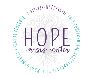 Hope Crisis Center Card Image