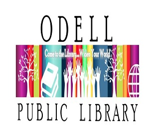 Odell Public Library Card Image