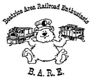 Beatrice Area Railroad Enthusiasts Card Image